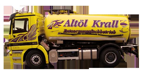 Altöl Truck
